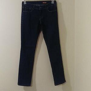 Express Jeans Slim Fit Straight Leg Size 4